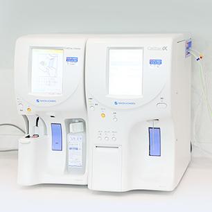 血球計数器・臨床化学分析装置